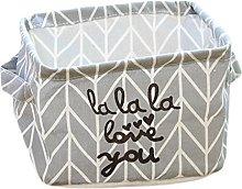 Milopon Storage Basket Bag Organizer Hanging