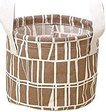Milopon Storage Basket Fabric Storage Box