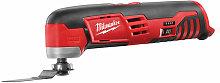 Milwaukee 4933427180 C12 MT-0 Compact Cordless