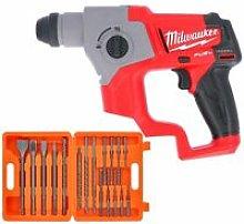 Milwaukee M12CH 12V Fuel SDS Plus Rotary Hammer