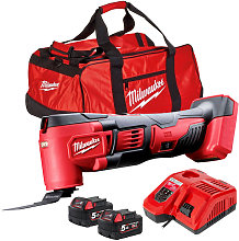 Milwaukee M18BMT-0 M18 18V Multi Tool with 2 x