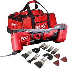 Milwaukee M18BMT-0 M18 18V Multi Tool with 39