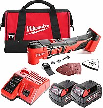 Milwaukee M18BMT M18 18V Compact Multi Tool With 2