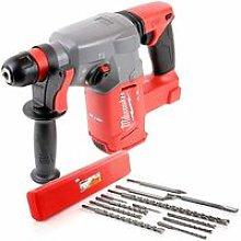 Milwaukee M18CHX 18V Fuel SDS Plus Hammer Drill