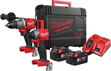 Milwaukee Power Tools - M18 FPP2A2 FUEL™ Gen 3