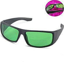 MILYN LED Grow Lights Safety Glasses, Horticulture