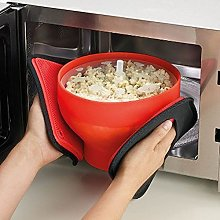 MIMORE Collapsible Silicone Microwave Popcorn
