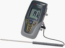 Min Max Memory Alarm Thermometer