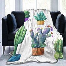 Minalo Throw Blanket Lightweight Soft Warm,Regular