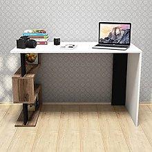 Minar by Homemania Homemania Snap Desk White