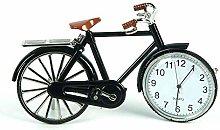 minature pedal bike clock