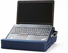 Mind Reader Portable Top Desk, Lap Cushion, with