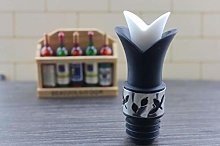 Miner Silicone Vacuum Red Wine Bottle Stopper Stop