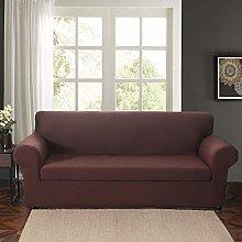 Mingfuxin 2PCS Anti-Slip Sofa Covers,Upgraded