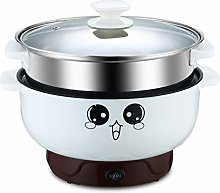 Mingfuxin Non-Stick Electric Skillet, Multi Cooker