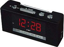 MingXinJia Home Bedside Clocks Alarm Clock Digital