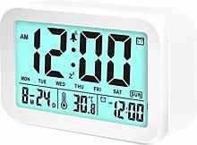 MingXinJia Home Bedside Clocks Alarm Clock Smart