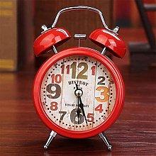 MingXinJia Home Bedside Clocks European Vintage