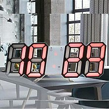MingXinJia Home Bedside Clocks Led Intelligent