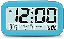 MingXinJia Home Bedside Clocks Multifunction