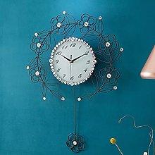 MingXinJia Home Bedside Clocks Pendulum Clock