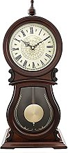 MingXinJia Home Bedside Clocks Pendulum Mantel
