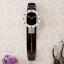 MingXinJia Home Bedside Clocks Wall Clock, Art