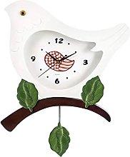 MingXinJia Home Bedside Clocks Wall Clock, Kids
