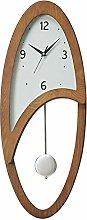 MingXinJia Home Bedside Clocks Wall Clock,