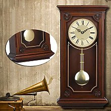 MingXinJia Home Bedside Clocks Wall Clock, Silent