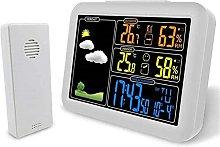 MingXinJia Home Bedside Clocks Weather Station