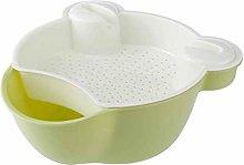 MingXinJia Household Storage Bowls Fruit Bowls