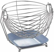 MingXinJia Household Storage Bowls Metal Wire