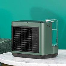 Mini Air Conditioner Air Cooler Fan USB Portable