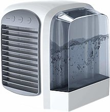 Mini air conditioner fan Simple water and air