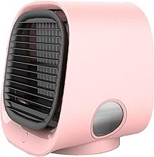 Mini Air Conditioner USB Air Cooler Adjustable