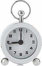 Mini Alarm Clock Retro Mechanical Manual Wind Up