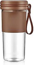 Mini Blender,Household Portable Juicer Cup 300ML
