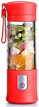 Mini Blender-Portable Rechargeable Fruit Blender