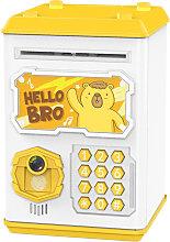 Mini Cartoon Electronic Piggy Bank ATM Machine