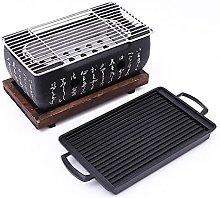 Mini Charcoal BBQ Grill, Japanese Yakiniku Grill,