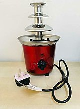 Mini Chocolate Fountain Electric Table Centerpiece