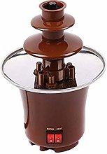 Mini Chocolate Fountain Fondue Set, Electric 3