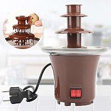 Mini Chocolate Fountain Three Layers Creative