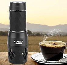 Mini Coffee Maker, Portable Coffee Grinder Mini
