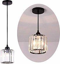 Mini Crystal Chandeliers Modern Pendant Lighting
