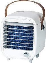 Mini Desktop Air Conditioner Fan Portable Air