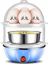 Mini Double Layer Egg Boiler, Multifunctional