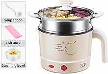 Mini Electric Skillet Multi-Function Slow Cooker