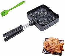 MINI-FACTORY Taiyaki Fish-shaped Pancake Japanese